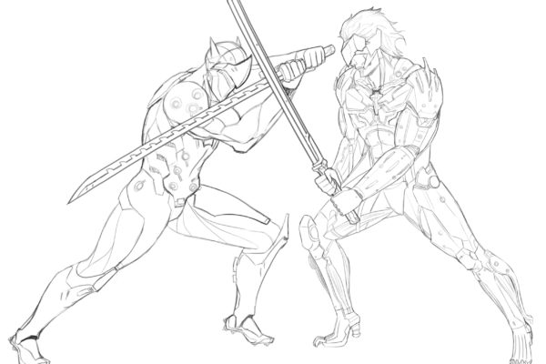 Genji-vs-Raiden